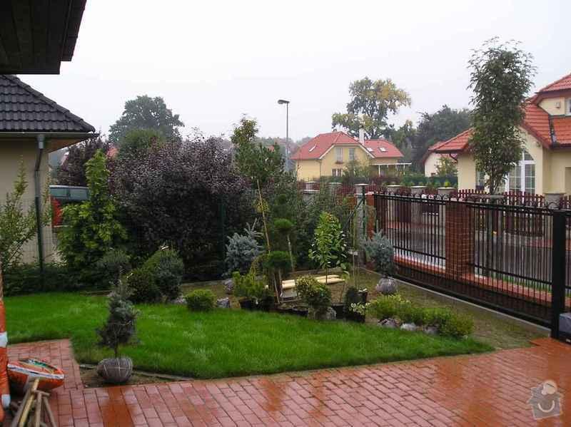 Návrh a osázení okrasné zahrady: Zahrada_2
