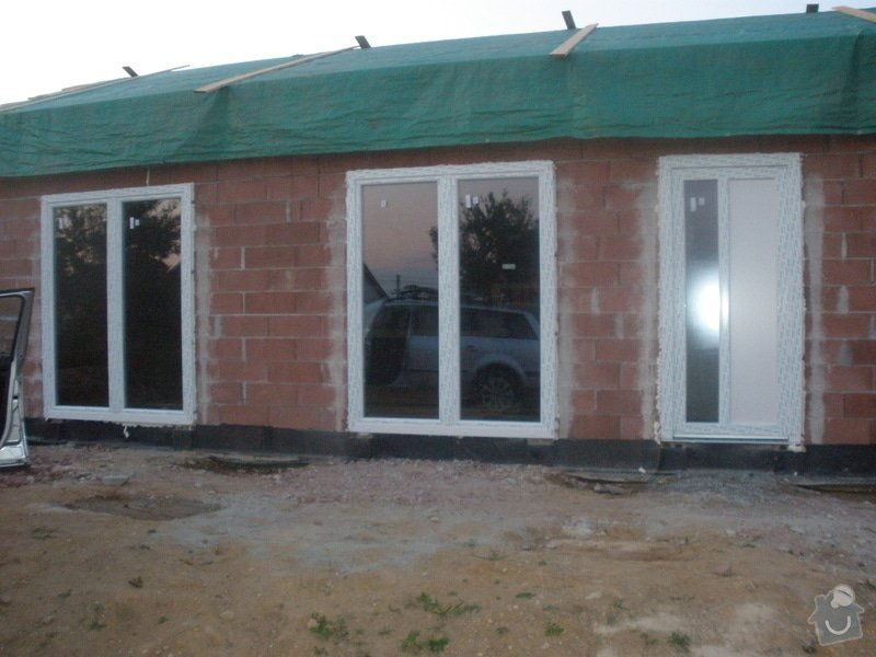 Dodávka a montáž plastových oken: P8300689