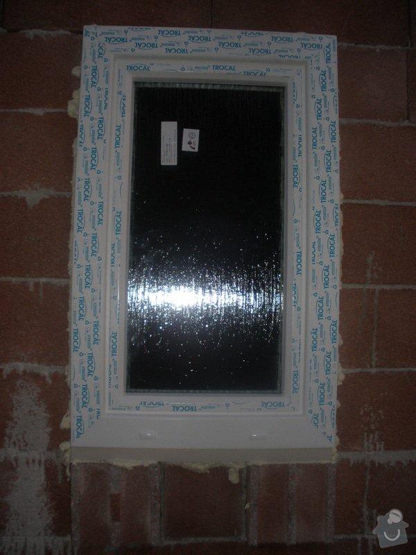Dodávka a montáž plastových oken: P8300696