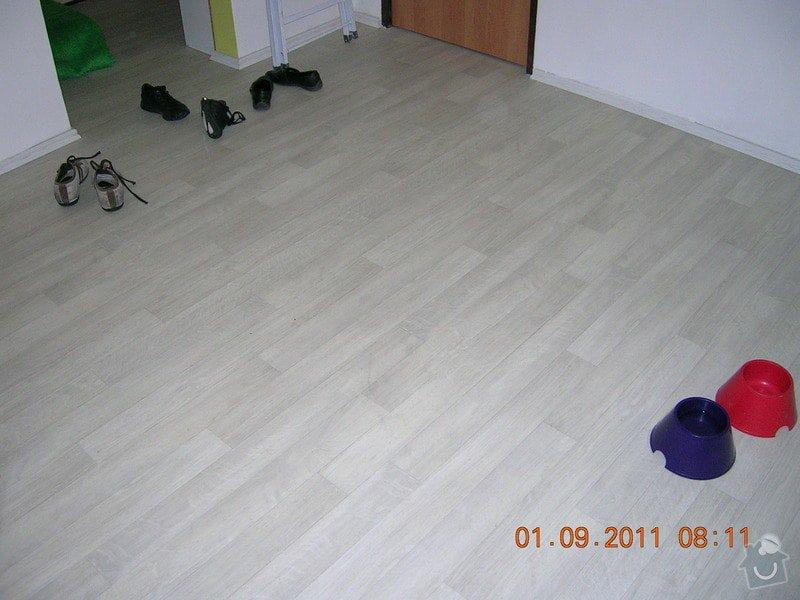 Rekonstrukce koupelny, WC a kuchyně: DSCN4135