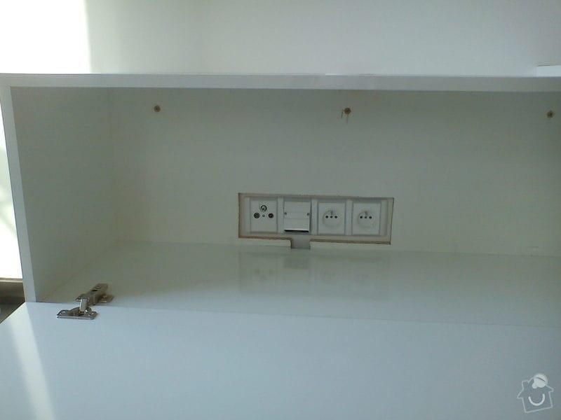 Úprava stávajících elektrorozvodů v bytě: DSC00482