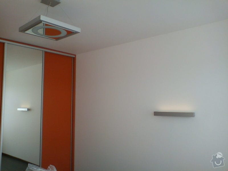 Úprava stávajících elektrorozvodů v bytě: DSC00478