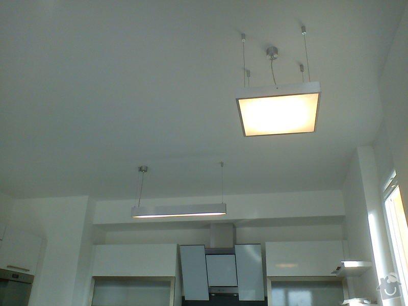 Úprava stávajících elektrorozvodů v bytě: DSC00479
