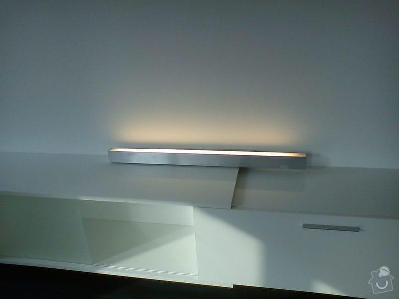 Úprava stávajících elektrorozvodů v bytě: DSC00481