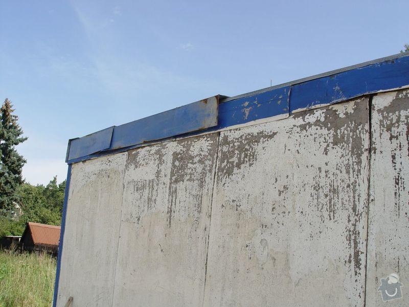 Drobná oprava střechy na unimobuňce: DSC08105_C