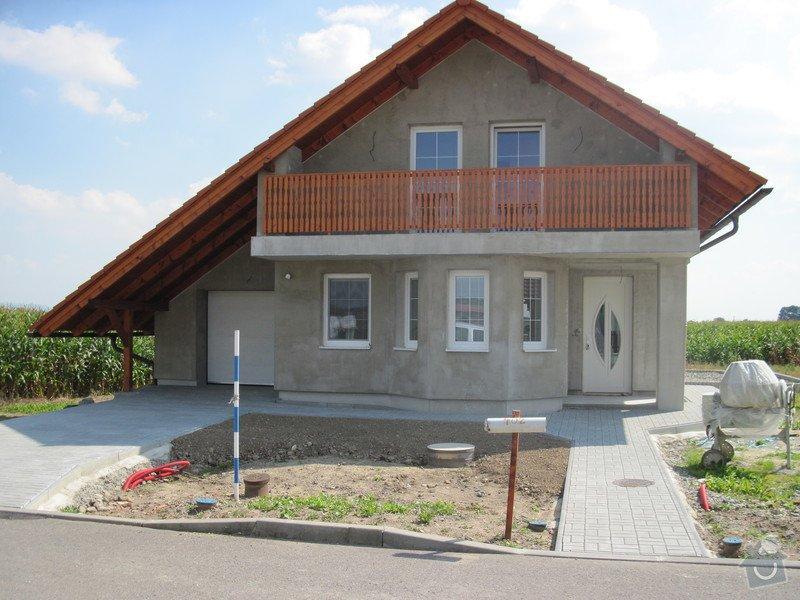 Fasáda rodiného domu cca 150 m2: IMG_3645