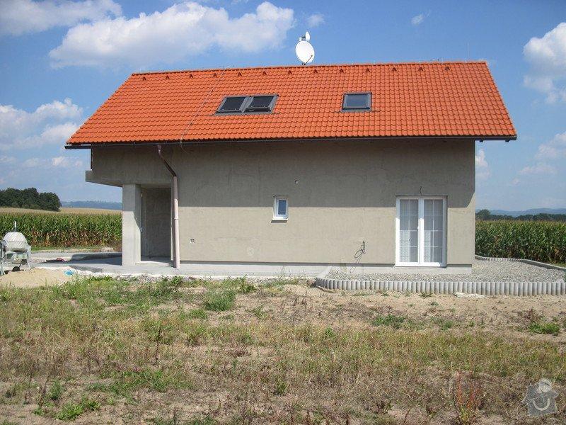 Fasáda rodiného domu cca 150 m2: IMG_3648