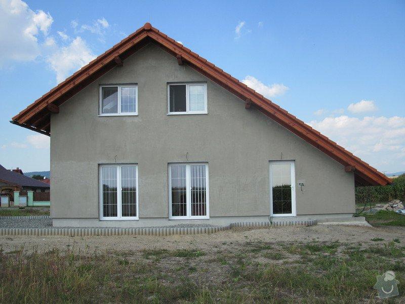 Fasáda rodiného domu cca 150 m2: IMG_3650