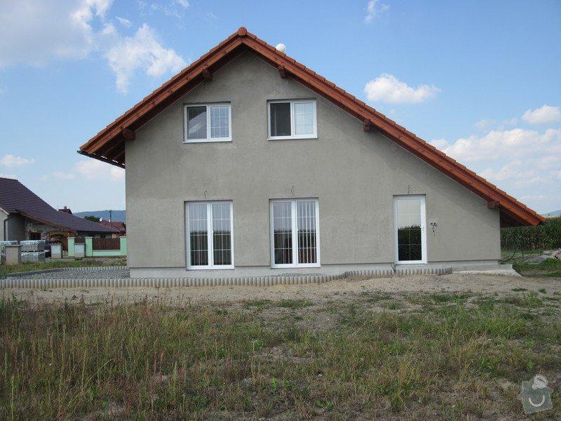 Fasáda rodiného domu cca 150 m2: IMG_3651