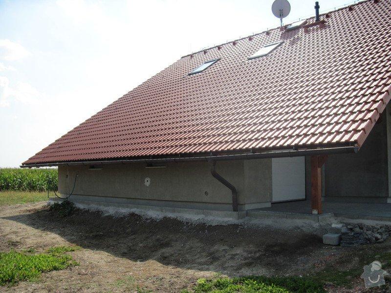 Fasáda rodiného domu cca 150 m2: IMG_3653