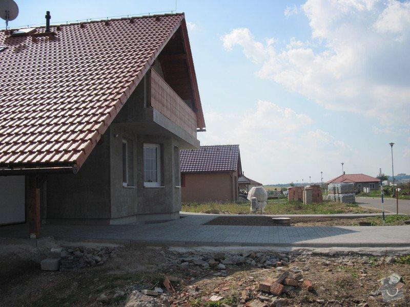 Fasáda rodiného domu cca 150 m2: IMG_3654