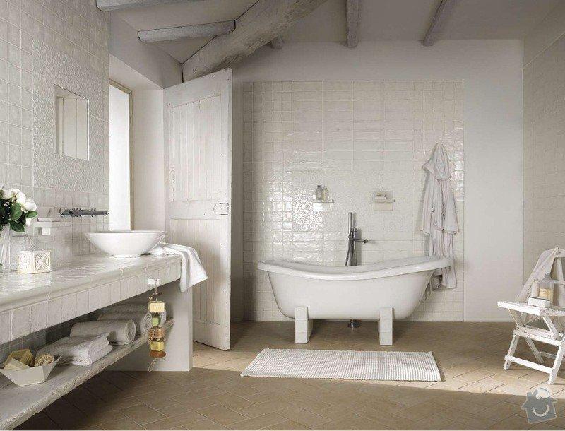 Truhlářské práce - dveře: bianco-koupelna