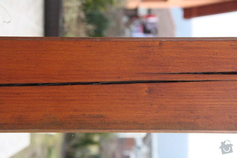 Dodělávka studny - dřevěný dekl a nástřik beton. skruží: IMG_0098