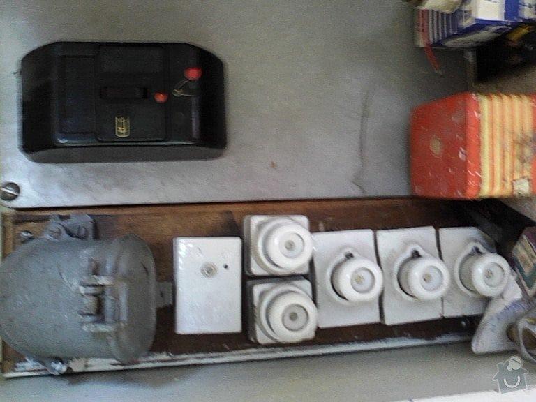 Elektrikářské práce: SP_A0058