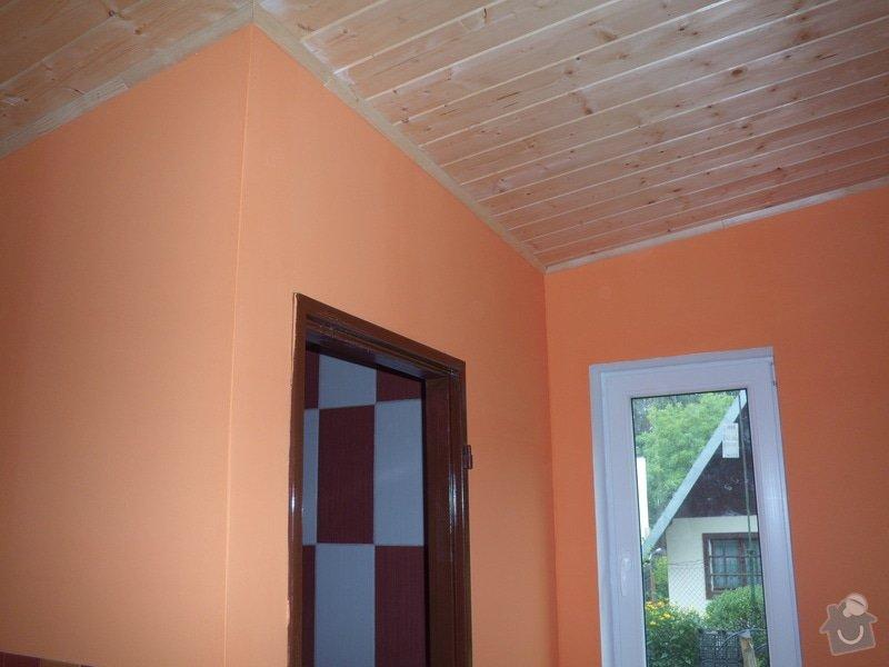 Stavba malého domečku: Chata_015