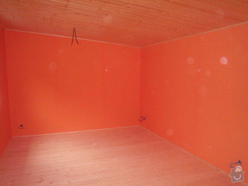 Stavba malého domečku: Chata_011