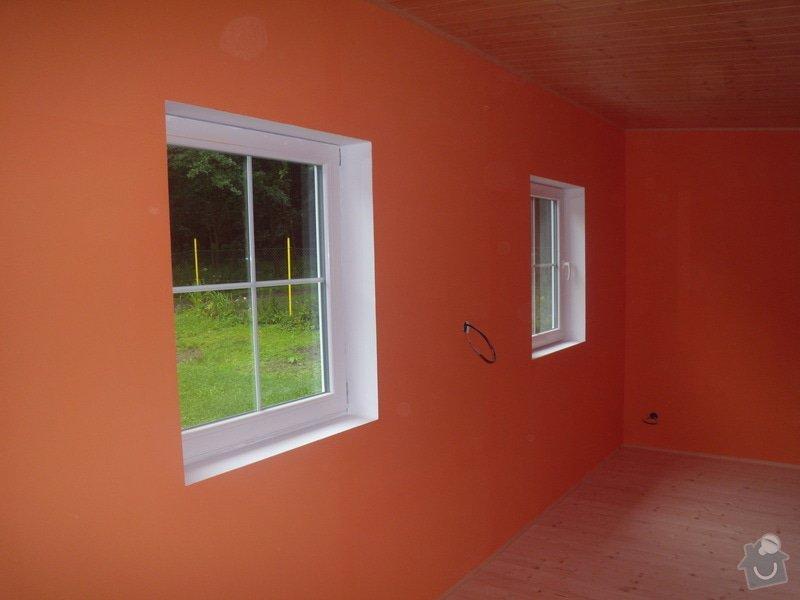 Stavba malého domečku: Chata_010