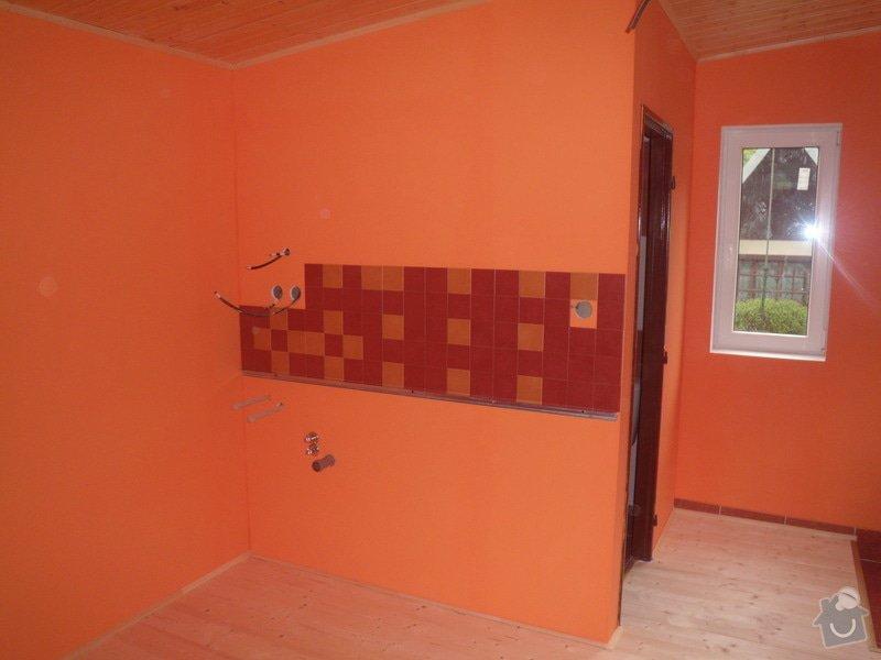 Stavba malého domečku: Chata_009