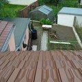 Instalace hromosvodu dvur ze strechy