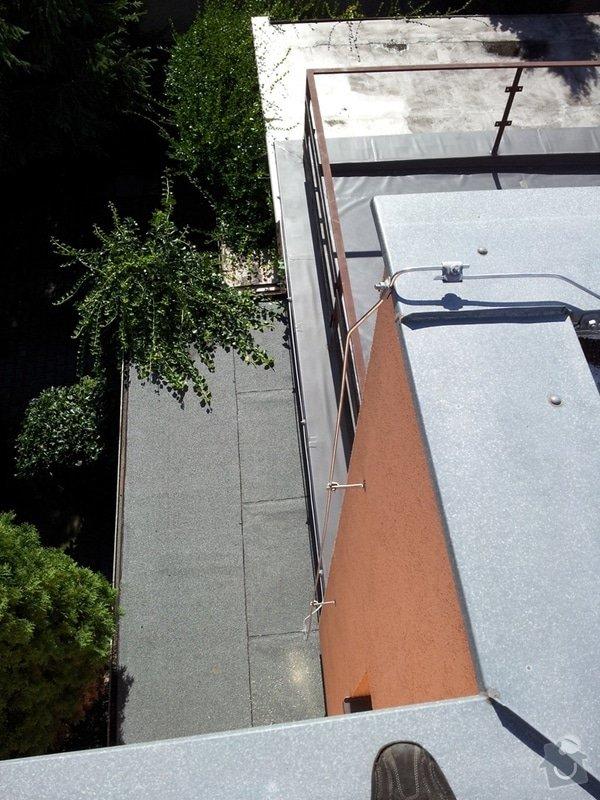 Instalace hromosvoudu R.Cipra, Lázně Bohdaneč: 2011-09-06_11.25.44