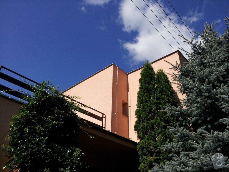 Instalace hromosvoudu R.Cipra, Lázně Bohdaneč: 2011-09-06_11.29.11