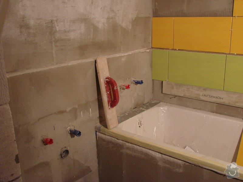 Přestavba bytového jádra: DSC07779