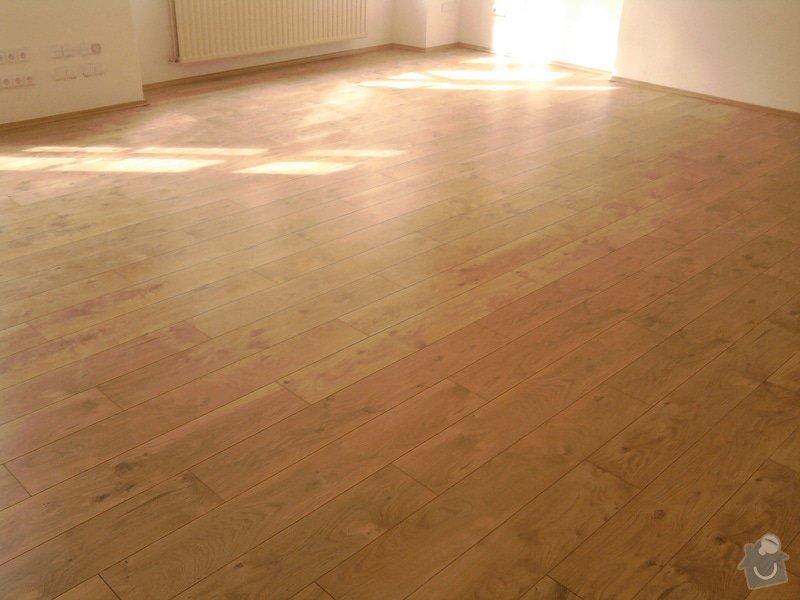 Laminátová podlaha 120m2,Praha 1: Fotografie0575