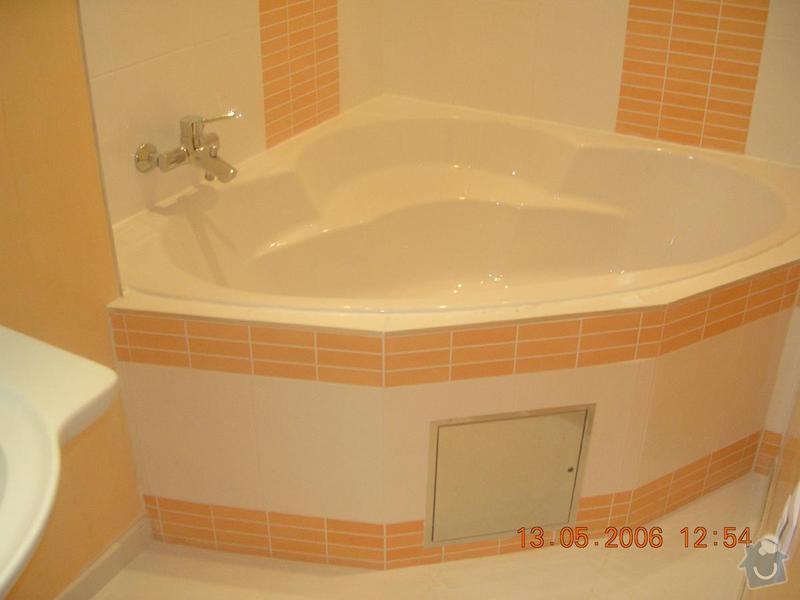 Rekonstrukce koupelny: DSCN2702