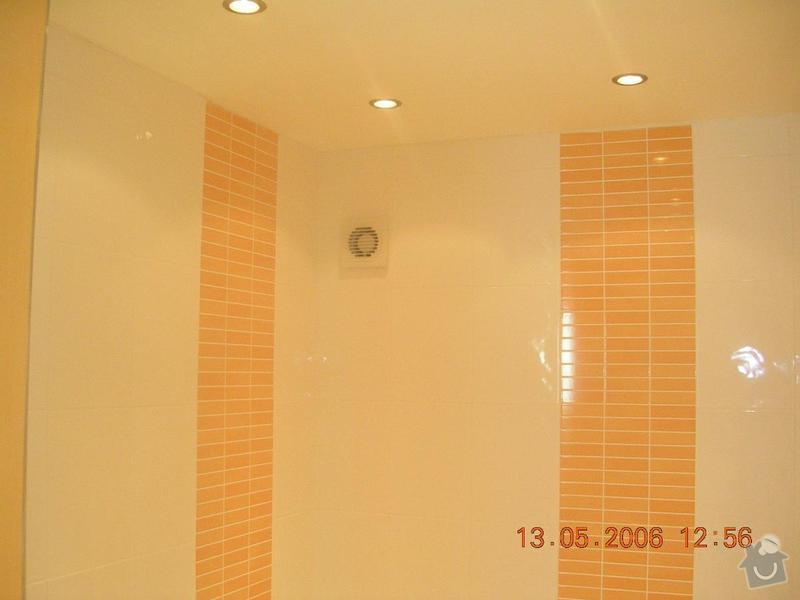 Rekonstrukce koupelny: DSCN2710