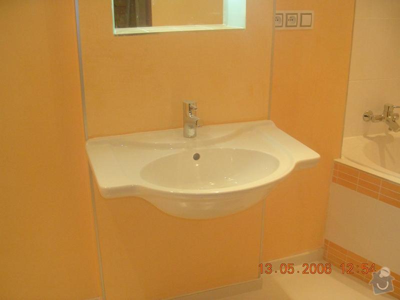 Rekonstrukce koupelny: DSCN2703