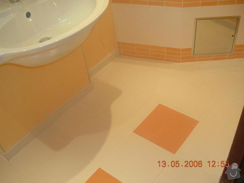 Rekonstrukce koupelny: DSCN2706