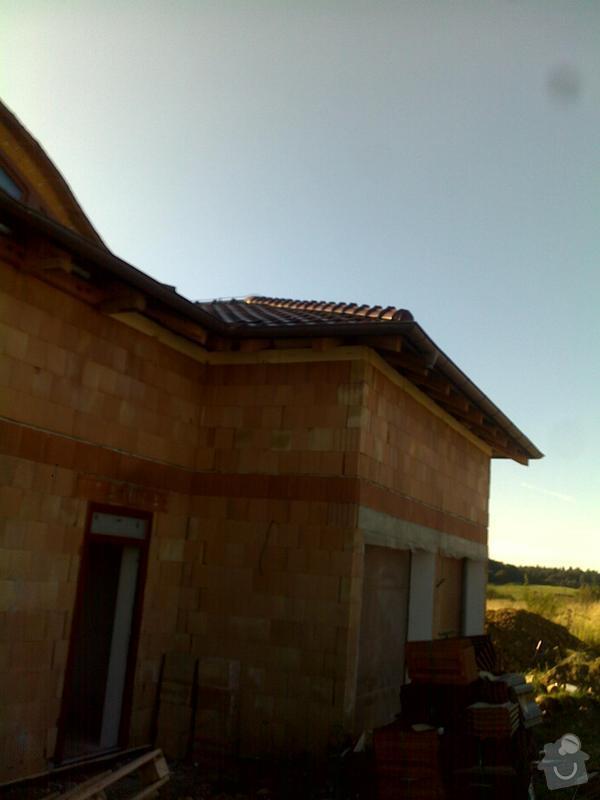 Podbití střechy: 07092011044