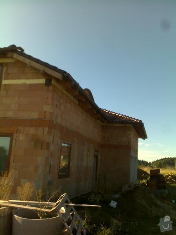 Podbití střechy: 07092011045