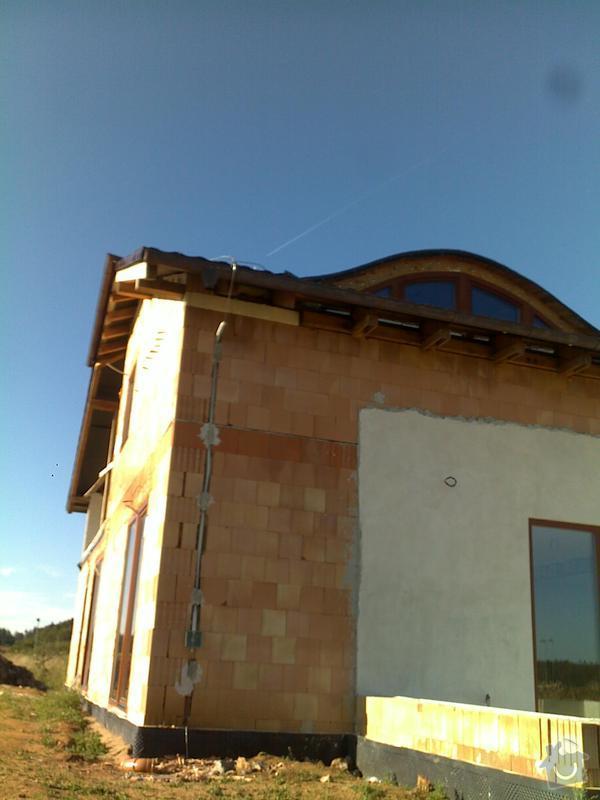 Podbití střechy: 07092011048