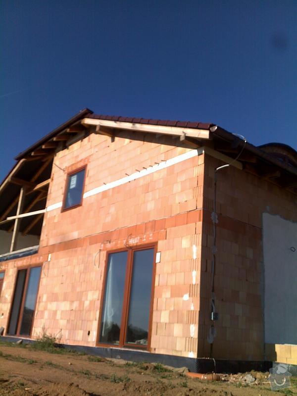 Podbití střechy: 07092011049