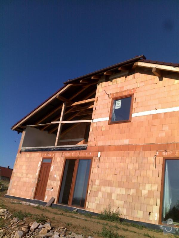 Podbití střechy: 07092011050