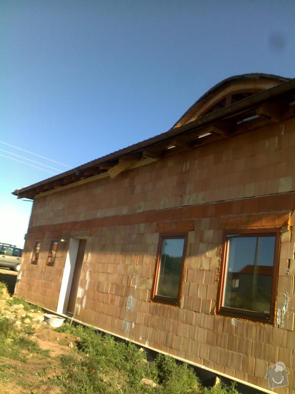 Podbití střechy: 07092011053