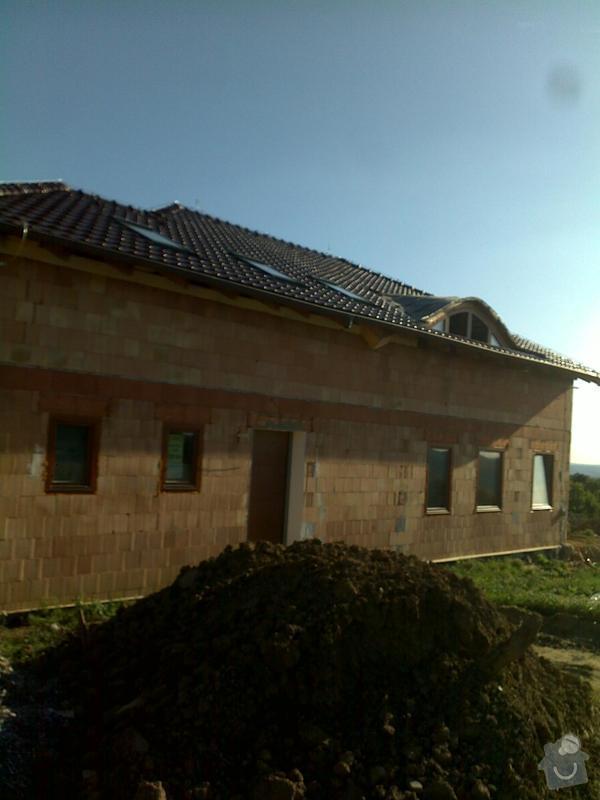 Podbití střechy: 07092011055