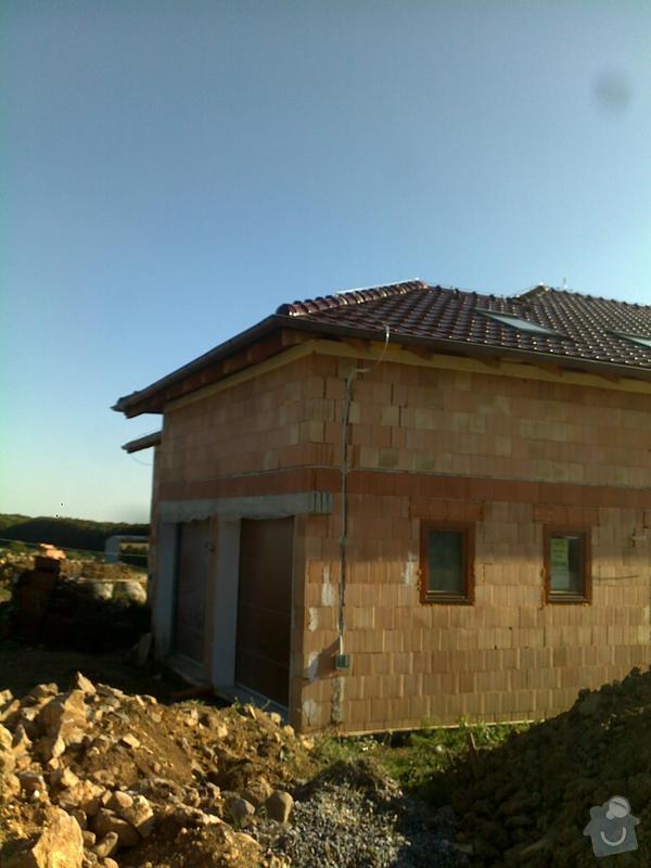 Podbití střechy: 07092011056