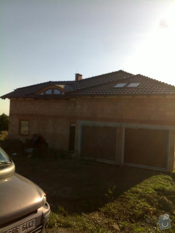 Podbití střechy: 07092011057