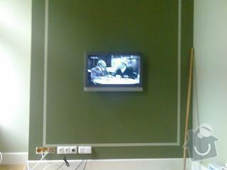 Oprava bojleru, podlahové topení, satelit: Montaz_LCD_panelu.