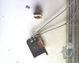 Oprava bojleru, podlahové topení, satelit: Oprava_primotopu_pred.