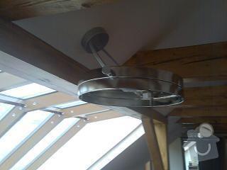 Oprava bojleru, podlahové topení, satelit: Svitidla.