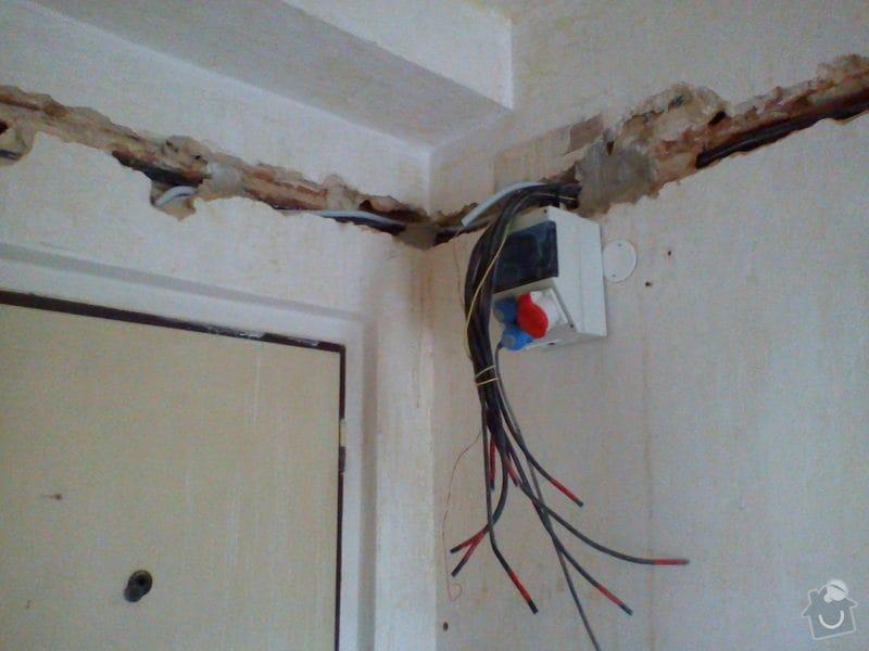 Komplet rekonstrukce elektroinstalace  : DSC00427