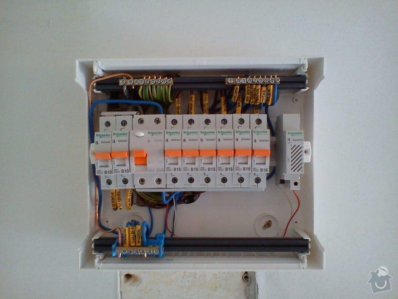Komplet rekonstrukce elektroinstalace  : DSC00495