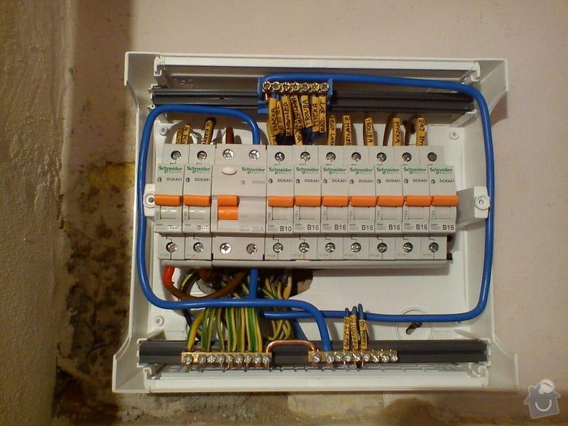 Rekonstrukce elektroinstalace: DSC00501
