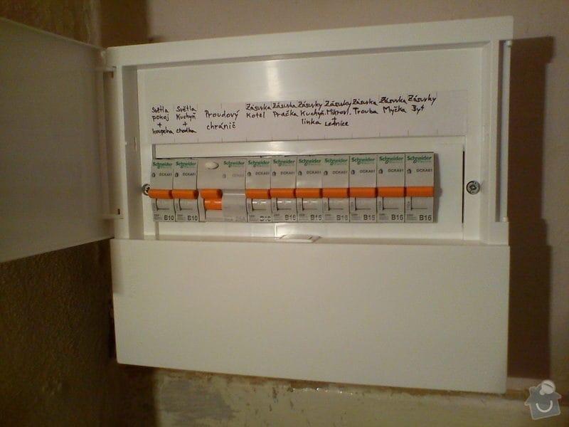 Rekonstrukce elektroinstalace: DSC00502