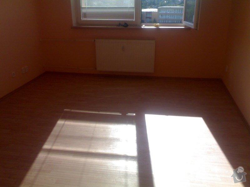 Položení plovoucí podlahy: 29072011995