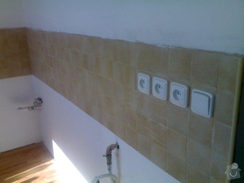 Položení plovoucí podlahy: 290720111003