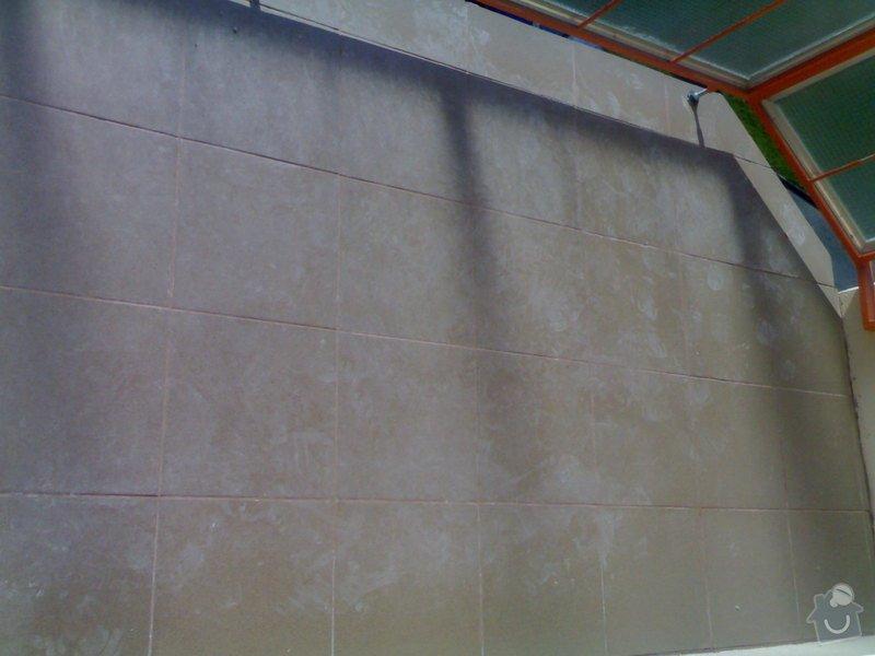 Položení plovoucí podlahy: 290720111005